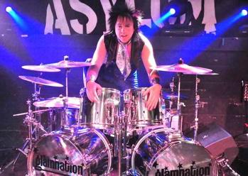 Matthew Blakout of Verden Allen's Soft Ground Modern Drummer Blogs