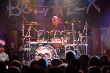 Tommy Johnson of Bobaflex for Modern Drummer Drummer Blogs