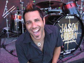 Rich Redmond with Jason Aldean Modern Drummer Drummer Blog