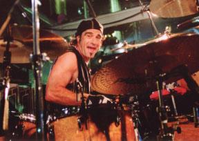 drummer Tico Torres of Bon Jovi
