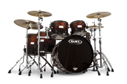 Mapex Saturn Series Limited Edition Drumset : Modern Drummer