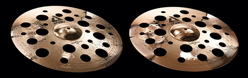 Paiste Alpha Brilliant Cymbals