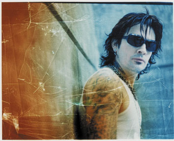 Drummer Tommy Lee