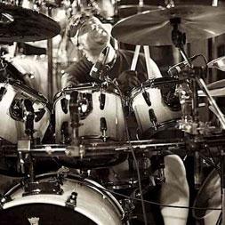 Scott Borrero of Misery for Modern Drummer Drum Blogs