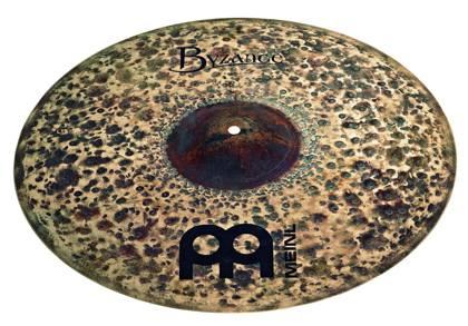Listen to Sound Files of Meinl's New Byzance Cymbal Models