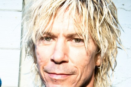 Duff McKagan on ModernDrummer.com