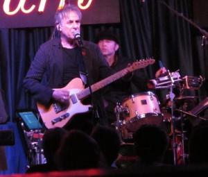 Shawn Pelton and Danny Kortchmar