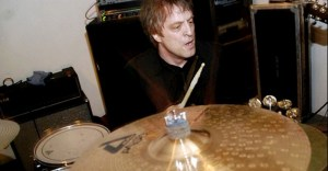 Kevin Fitzgerald of 400 Blows : Modern Drummer
