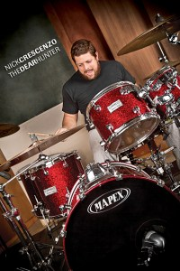 Nick Crescenzo - Modern Drummer