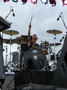 Frank Zummo : Modern Drummer