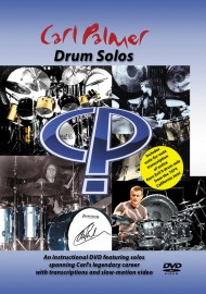 Carl Palmer : Drum Solos : DVD