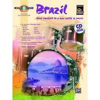 Online Review Drum Atlas Series Brazil Book