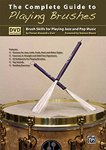 Online Review TheComplete Guide To Playing Brushes Book