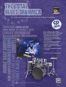 Online Review The Total Blues Drummer Book