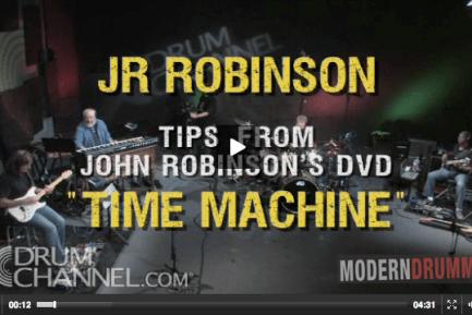 JR ROBINSON
