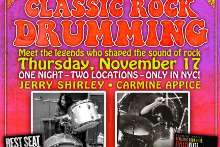 A Night of Classic Drumming - Live Event
