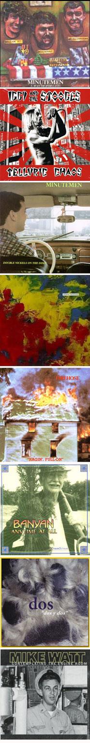 Mike Watt Albums