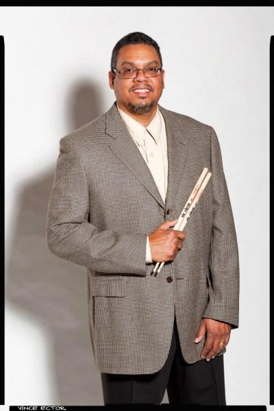 Drummer/Educator Vince Ector