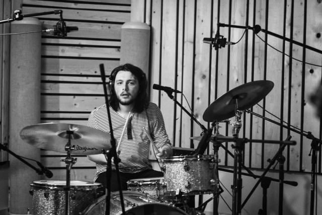 Drummer Peter Landi