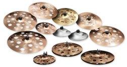 Paiste PST X cymbals