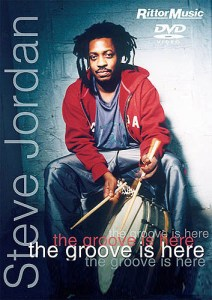 The Groove is Here by Steve Jordan
