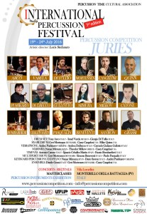 International Percussion Festival