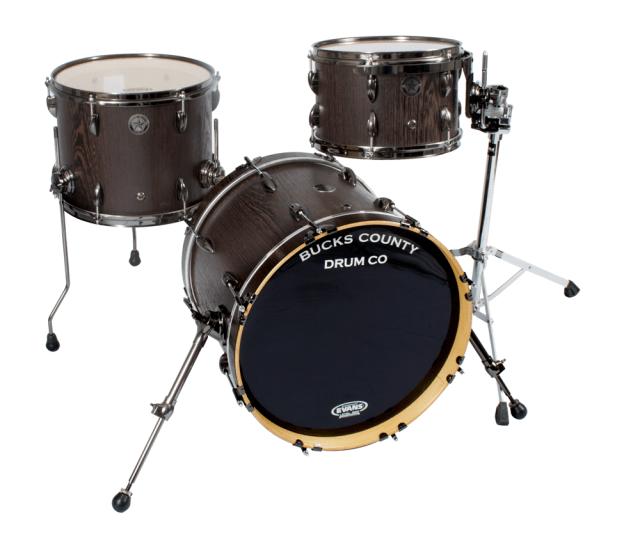 Bucks County Drum Company Semi-Solid bop kit