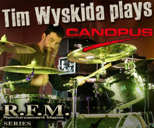 Tim Wyskida Plays Canopus