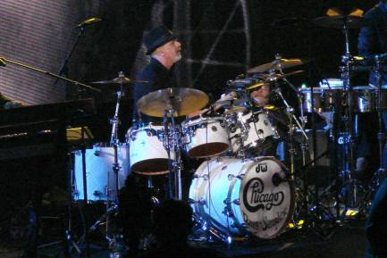 Danny Seraphine Rock n Roll HOF Induction