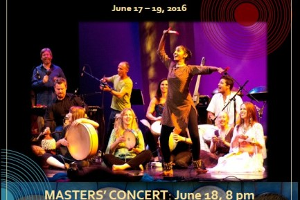 Asheville Rhythm Presents Percussion Festival