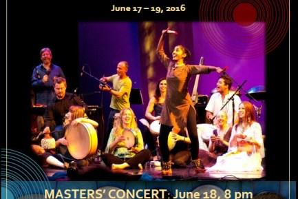 Asheville Rhythm Presents Percussion Festival