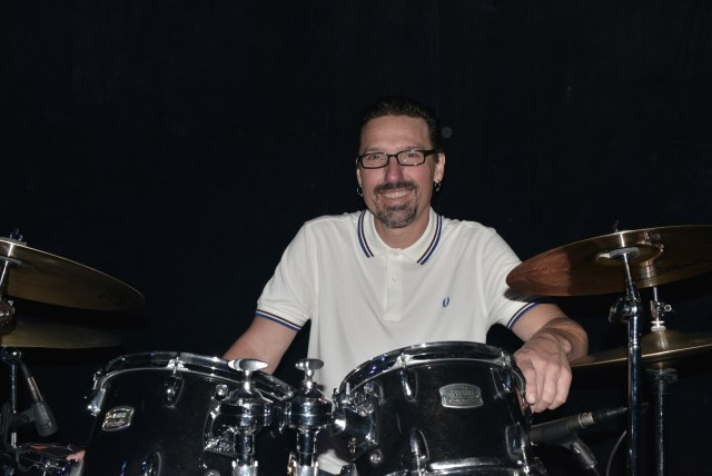 """Brian €œ""""Nucci€"""" Cantrell from the English Beat"""