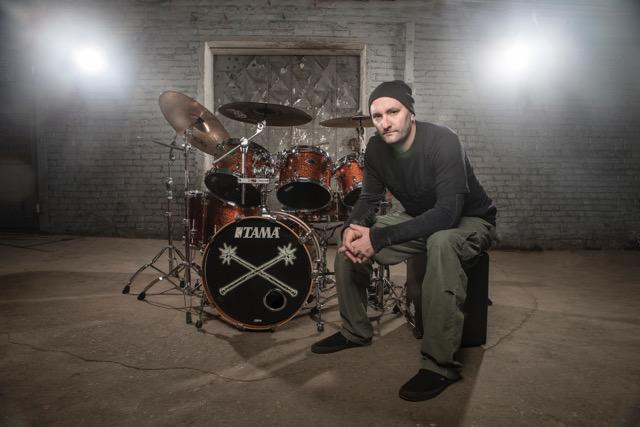 Matt Byrne of Hatebreed