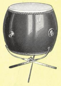 Chee Foo tom from Leedy's 1933 catalog