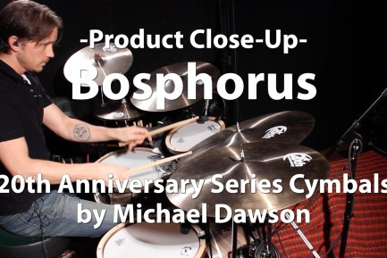 Video Demo! Bosphorus, 20th Anniversary Series Cymbals