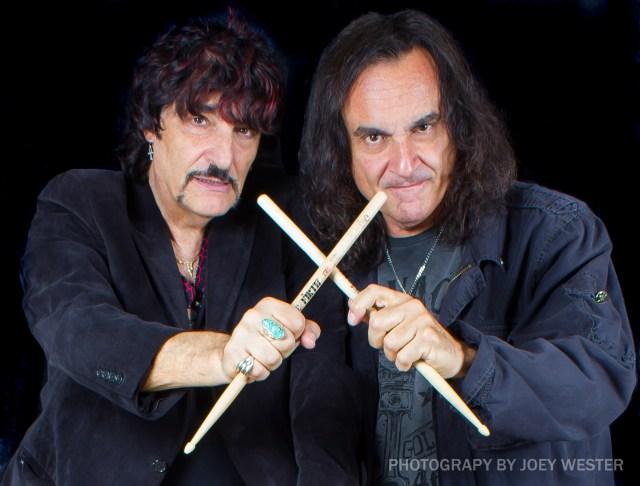 Carmine and Vinnie Appice