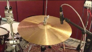 In The Studio Hi-hat