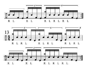 Double Bass Fills 5