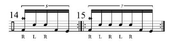 Double Bass Fills 6