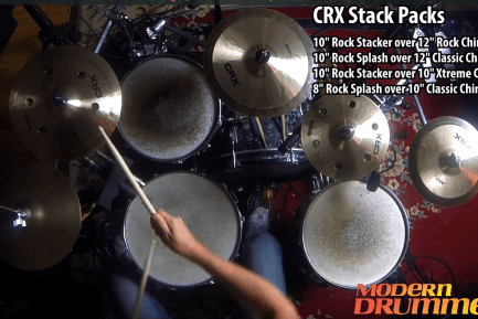 Video Demo! CRX - Stack Packs