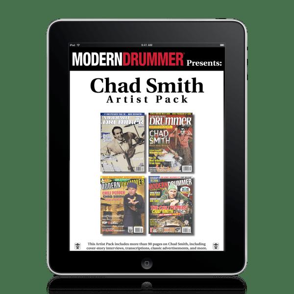 Chad Smith Artist Pack (Digital)