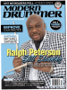 Ralph Peterson on the December 2016 Issue of Modern Drummer magazine
