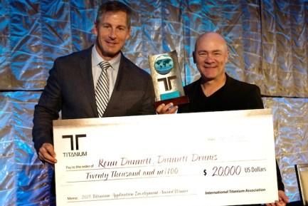 Ronn Dunnett ITA Award