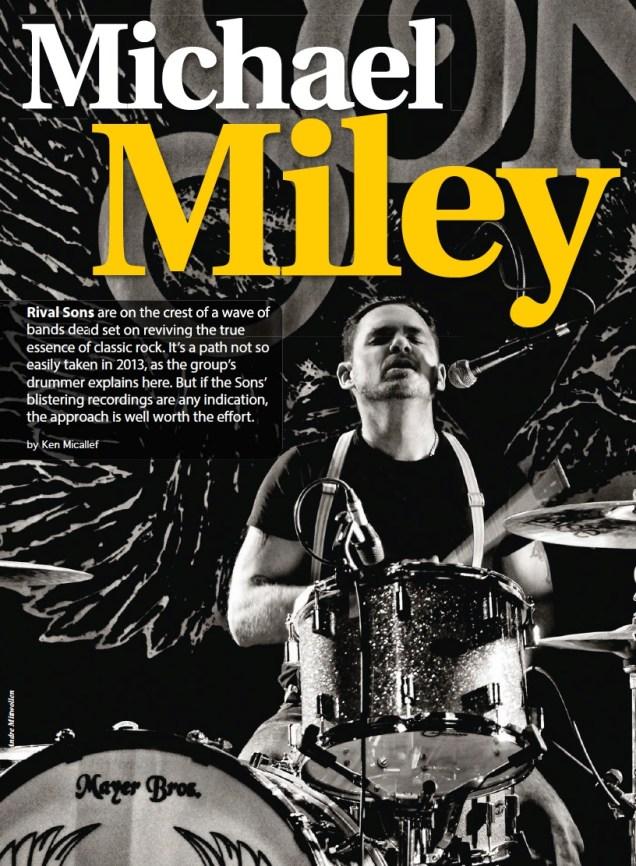 Michael Miley
