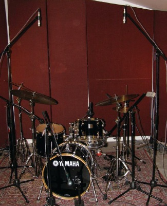 In The Studio 6
