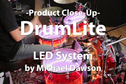 Video Demo! DrumLite - LED System