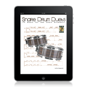 Snare Drum Duets