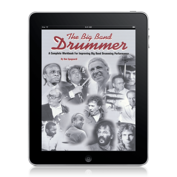 The Big Band Drummer Digital Book