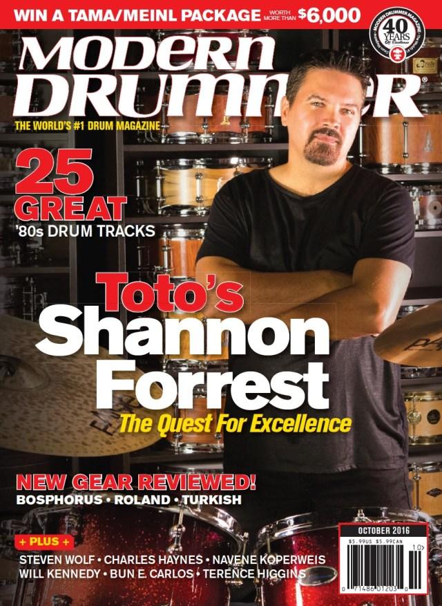 Great '80s Drum Performances, Part 1 - Modern Drummer Magazine