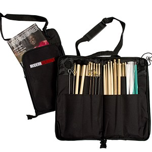 Stick Bag from Modern Drummer magazine